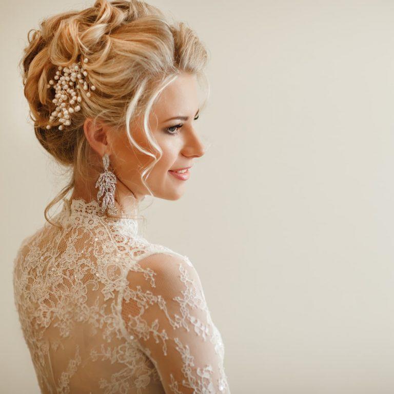 Wedding Hair Michelle Lawley Wolverhampton